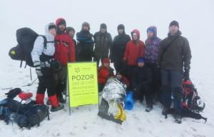 Zážitkový kurz první pomoci v zimních horách je jen malou ukázkou toho, co dovedeme :-) PrPom.cz