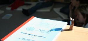 Zážitkový kurz první pomoci - studijní materiály - PrPom
