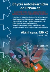 Chytrá autolékárnička od PrPom.cz - leták