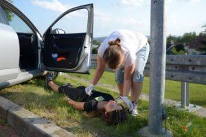 Mýtus 68 — U havarovaného auta musím vždy odpojit autobaterii