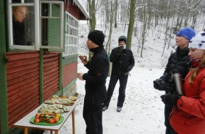 Zážitkový kurz První pomoc v zimních horách 2015 - PrPom.cz