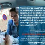 První pomoc v autoškolách — výzkum — PrPom