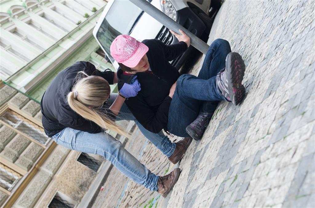 Otrava alkoholem - zážitkové kurzy první pomoci - PrPom