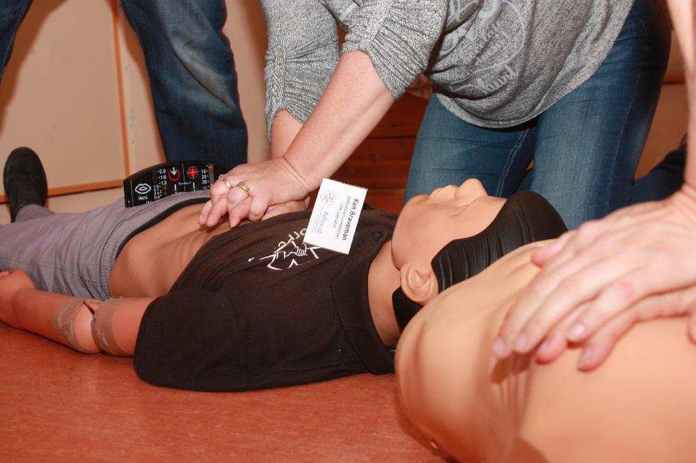 Resuscitace dospělého - PrPom