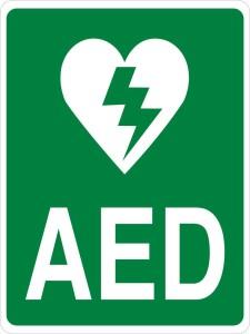 AED — automatizovaný externí defibrilátor — jak resuscitovat — doporučené postupy KPR — PrPom