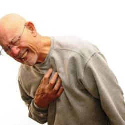 Bolest na hrudi, srdeční infarkt