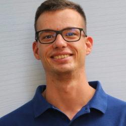 Dominik Hladík — lektor, maskér poranění