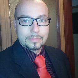 BC. Radek Bendakovský — šéflektor, lektor, maskér poranění, fotograf