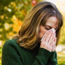 Alergická reakce první pomoc