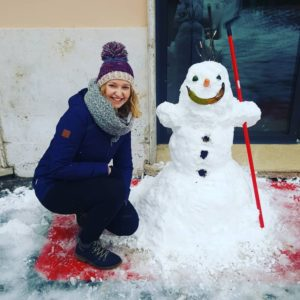 Lenka Kolerová - joy provider, lektorka, maskérka poranění