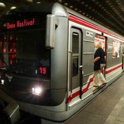 Metro - kolaps v metru