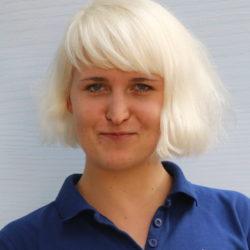 Eliška Blažková — fotografka, maskérka poranění